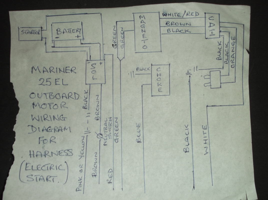 7156260_orig?615 25 el mariner seasprayed mariner outboard motor wiring diagram at eliteediting.co